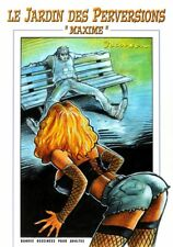 BD adultes  Le Jardin des perversions International Presse Magazine