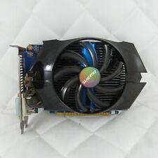 GIGABYTE 4GB GEFORCE GTX-650 TI GRAPHICS CARD PCIE HDMI VGA 2xDVI