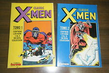 CLASSIC X-MEN, VOL. 2 COMPLETA, TOMOS 1 Y 2, NUMEROS 1 AL 10,  FORUM.