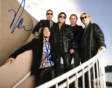 GFA American Rock Band * JOURNEY * Signed 8x10 Photo AD1 COA