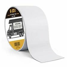 E-Sds Rv Sealant Tape, 4 Inch x 50 Foot Rv Roof Tape Uv & Weather-Resistant Seal
