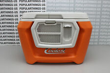 Coolest Cooler Classic Orange Cooler - All Original Accessories!
