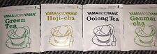 """""""YAMA MOTO YAMA"""" Selection Pack 4 Different  Enveloped Tea Bags"""