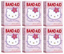 6 Pack - BAND-AID Bandages Hello Kitty Assorted Sizes 20 Each
