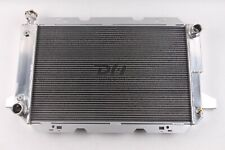 3 Row Aluminum Radiator For 1985-1996 FORD F150 F250 F350 BRONCO V8 5.0/5.8/7.5L