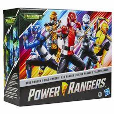"Power Rangers Beast Morphers 5-Pack 12"" Figures SET titans EURO Ex Misb Rare"