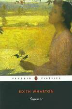 Summer by Edith Wharton (Paperback, 1993)