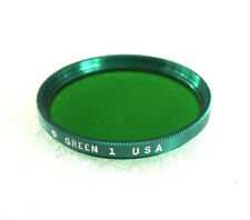48mm TIFFEN 11 GREEN 1 Contrast Filter - Vintage Classic RARE - NEW
