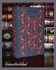 Les Miserables by Victor Hugo Brand New W/ Ribbon Collectible Hardcover Gift