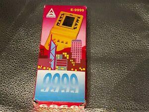 BAI BIAN E-9999 9999in1 Brick Game Mini Game  blau
