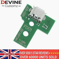PS4 Controller USB Charging Port Socket F001 V1 Circuit Board 12 pin JDS-030