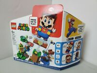 LEGO 71360 SUPER MARIO BROS STARTER COURSE  IN HAND FAST SHIPPING BRAND NEW!