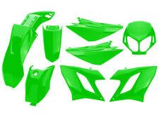 Kit Carénages plastiques Derbi Senda DRD Racing (2004 - 2010) Vert Brillant