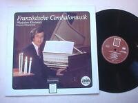 7752) LP - Französische Cembalomusik - Klosiewicz - Cembalo - aperto -
