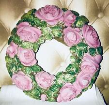 latex mould for making this lovely flower ring plaque