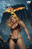 RARE: ROBYN HOOD VIGILANTE #2 - VIP EXCLUSIVE - DARK KNIGHT COSPLAY - KROME (NM)