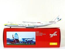 """Herpa Wings Antonov Airlines AN-225 1:400 """"Mriya"""" Registration UR-82060 (562287)"""