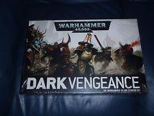 """Warhammer 40K """"Dark Vengeance"""" Starter Set -   ** NEW + SEALED **"""