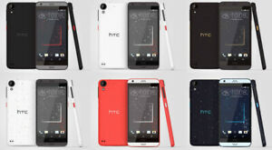 """HTC Desire 530 16GB 4G Android 8MP Unlocked 5"""" Full HD smartphone BOX PACK"""