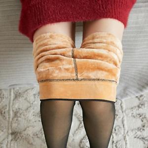 Winter Warm Leggings Slim High Waist Leggings Winter Velvet Thick Leggings Pants