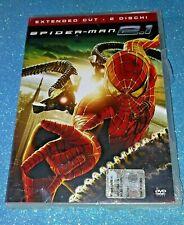 SPIDER-MAN 2.1 extended cut 2 dischi DVD