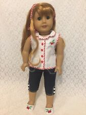 American Girl Doll Custom Maryellen Wig Molly