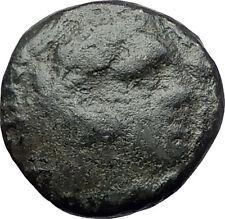 ALEXANDER III the Great 325BC Macedonia Ancient Greek Coin HERCULES CLUB i61439