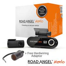 Carretera Angel Halo 16 Gb Tarjeta Sd Dash Cam Hd frontal & trasera coche cámara + Hardwire Plomo