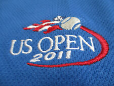 2011 Us Open Tennis Championships Embroidered (Xl) Shirt w/ Tags Novak Djokovic
