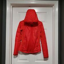 Lululemon Run Bundle Up Jacket - Love Red  - Size 4