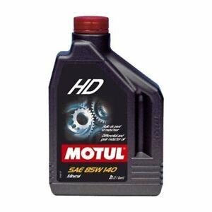 Olio Minerale Motul HD 85W140 per Cambio e Trasmissione - 2 lt