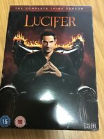 Lucifer The Complete Third Season Still Sealed