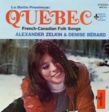 Alexander Zelkin - Belle Province Quebec: French-Canadian Folk Songs [New CD]