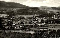 Witzenhausen Werra Hessen AK ~1950/60 Gesamtansicht Panorama mit Hügel Wald Fluß