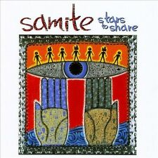 Stars to Share by Samite cd *****VERY GOOD CONDITION*****