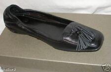 NIB Cole Haan Nike Air Black Leather Brogan Tumbled 6