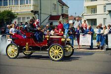 652048 Red Stanley Steamer Car 1912 A4 Photo Print