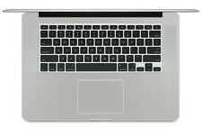 "MacBook Pro 15"" Retina Skin (Mid 2012-Current)-Brushed Aluminum by iCarbons"