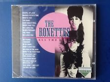 THE. RONETTES.         ALL. THE. HITS OF THE RONETTES.        COMPACT DISC