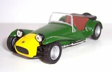 LOTUS 7 SEVEN 1/43 - VOITURE MINIATURE DE COLLECTION - SPORT CARS  IXO