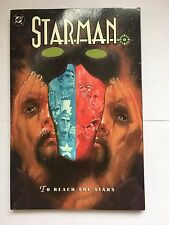 Starman: To Reach the Stars by Jerry Ordway (Paperback 2000) Graphic Novel - VGC