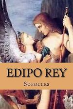 Edipo Rey (Spanish Edition) by Sofocles (2015, Paperback)