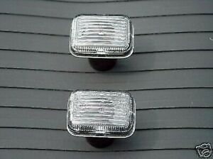 Land Rover Range Rover P38 1995-2002 Discovery I 1995-1999 Clear Side Markers
