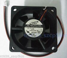 ADDA AD0612HB-A70GL DC12V 0.23A 60x60x25mm 2 Pin Case/CPU Cooling Fan