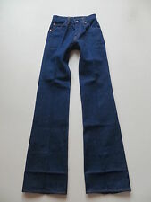 Levi's® Bell Bottom Schlag Jeans Hose, W 25 /L 36, Hippie 70's Denim, Vintage !