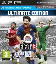 Ps3/Sony PlayStation 3 Juego-FIFA 13 #ultimate Edition con embalaje original