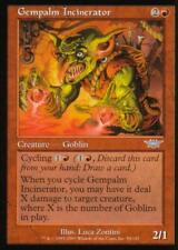 Gempalm Incinerator | NM | Legions | Magic MTG