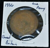 Great Britain/UK, 1936 Penny