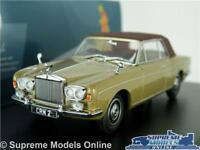 ROLLS ROYCE CORNICHE MODEL CAR 1:43 SCALE PERSIAN OXFORD DIECAST 43RRC002 K8
