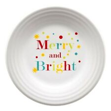 "New Fiesta® Merry & Bright 9"" Luncheon Plate"